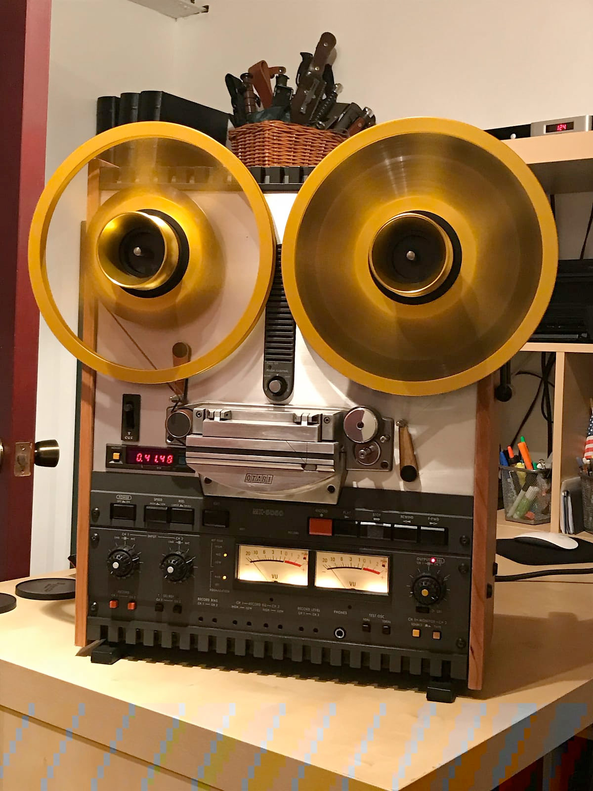 New Otari MX-5050 Bll-2 Customized Reel to Reel image